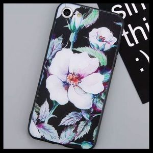 Accessories - iPhone 7+/8+/7/8/6+/6s+/6 Floral Phone Case